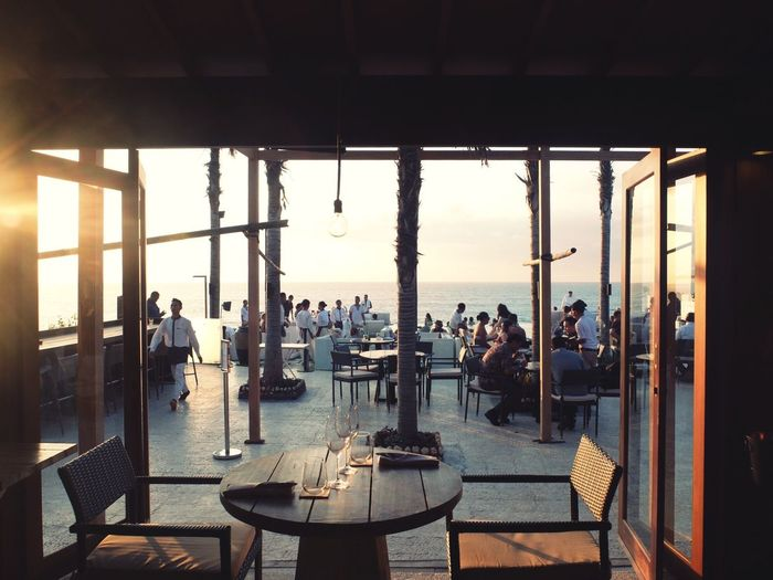 Beachlyfe ElKabron Bar Bali Sunset Dinner Pool Beach Life Is A Beach Restaurant Pecatu