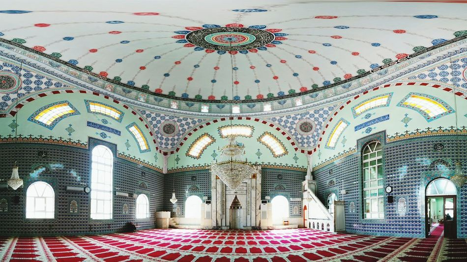 Spotted In Thailand Cami Içmimar Ibadethane Islam Huzur Allahin Turkey