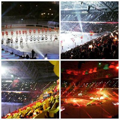 Derbysieger ! ? DEGKEC Del Wintergame Eishockey Icehockey EspritArena Düsseldorf Latergram