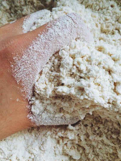 Baking Cooking Knead Mashing Food Handmade Hand Kitchen Chef Bread
