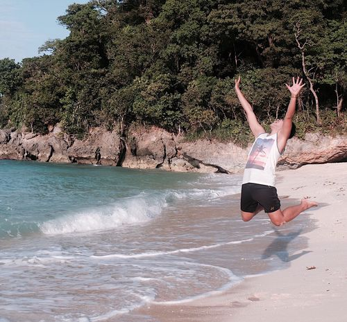 Boracay Philippines Boracay Island, Philippines Summertime Summer Summer2017 Ocean Jumpshot