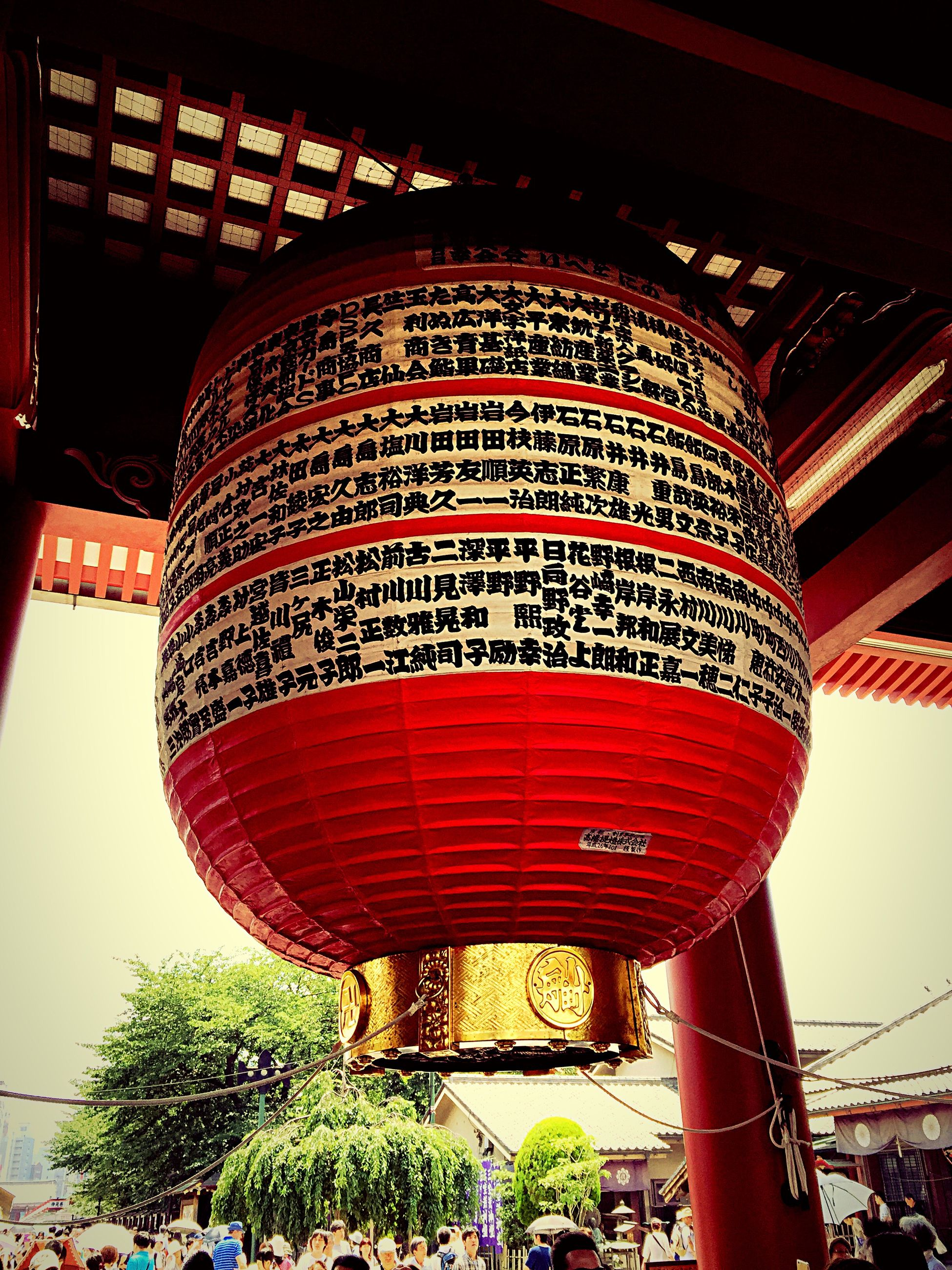 built structure, illuminated, architecture, low angle view, red, lighting equipment, building exterior, tree, decoration, lantern, night, hanging, no people, ceiling, outdoors, chinese lantern, culture, arch, multi colored