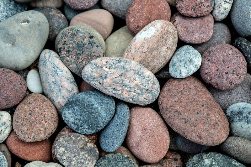 Lithuania Nature Abundance Backgrounds Close-up Day Full Frame Gray Large Group Of Objects Nature No People Outdoors Pattern Pebble Rock Rock - Object Rough Shape Solid Stone Stone - Object Textured