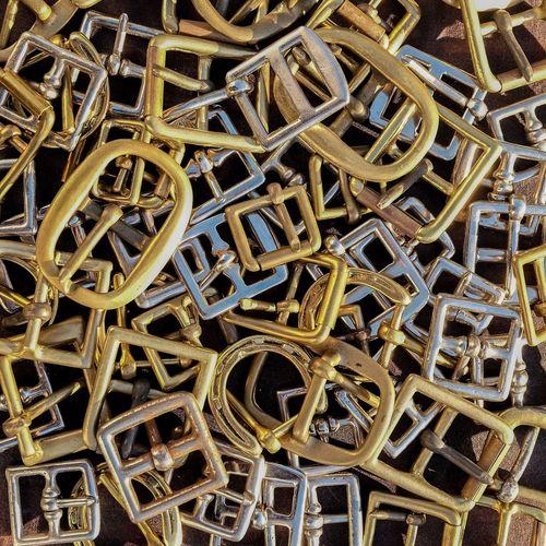 Buckles Brass