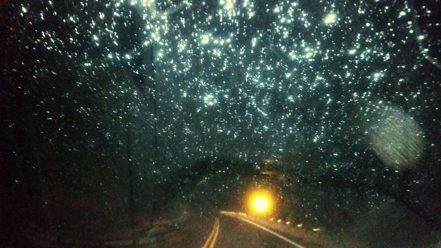Urban Lifestyle tormenta de nieve en la ruta
