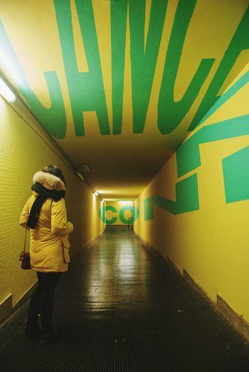 Yellow Yellow Streetphotography Photography
