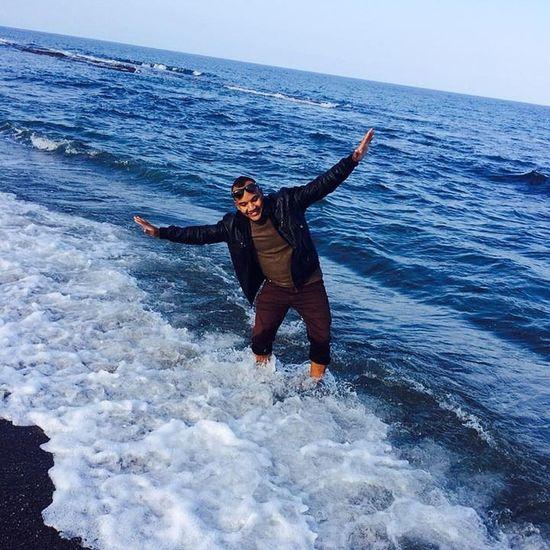 EyeEm Best Shots Travelmorocco Life Sea Clorful Blue Traveling Photography Tetouan  Northmorocco Trip Likeforlike Wonderful Happy