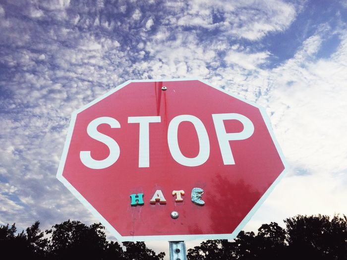 Stop hate Stop Love Equality No Place For Hate No Place For Homophobia
