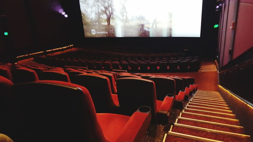 Indoors  Seat No People Auditorium Chair Eye4photography  EyeEmBestPics Movie Theatre  Arts Culture And Entertainment Movie Theater Seats Beautifully Organized Red This Week On Eyeem My Best Photo 2016 NYCImpressions Still Life Photography Nycprimeshot Movie Theater