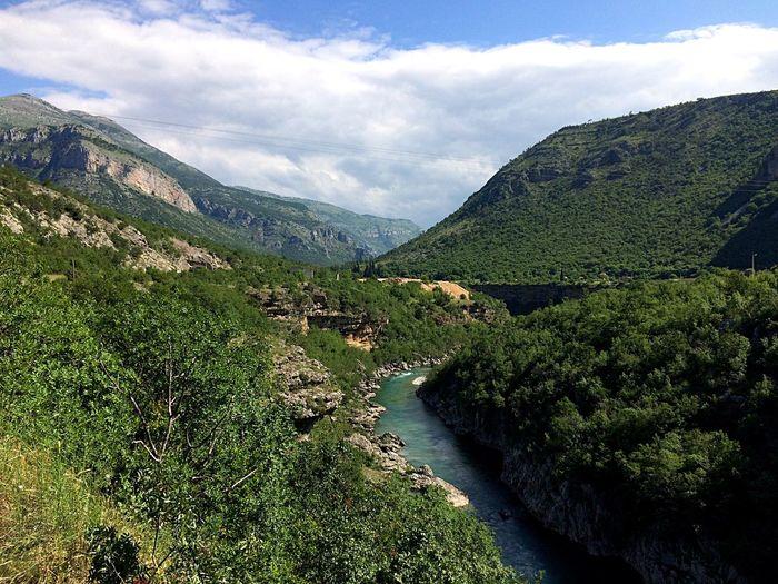 Moracha canyon