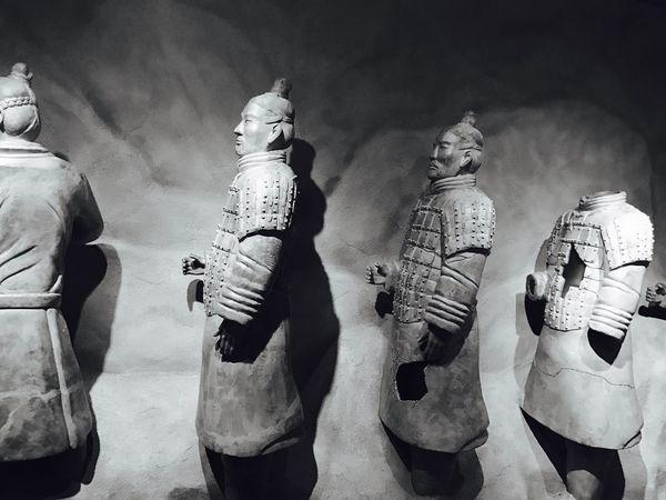Children's Museum Terracotta Chinese China History