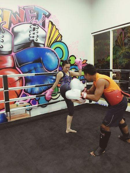 Relaxing Enjoying Life Boxingday  Boxing Sport Thai Boxing  Activity Exercise Sport Time Excercise Time