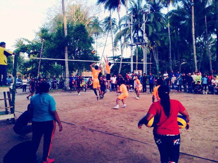 Volleyball Tournament 2015