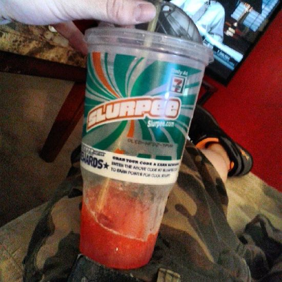 I am the Slurpee King