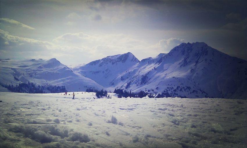 Fun :3 Old Foto  Winter Beautiful View ^_^