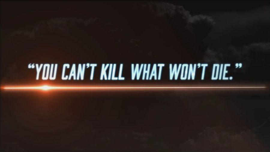 You Can't Kill What Won't Die