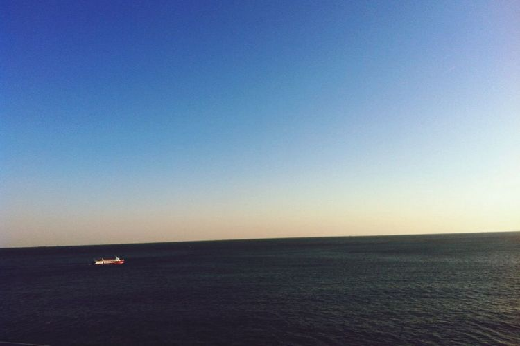 Sea Alone Ship