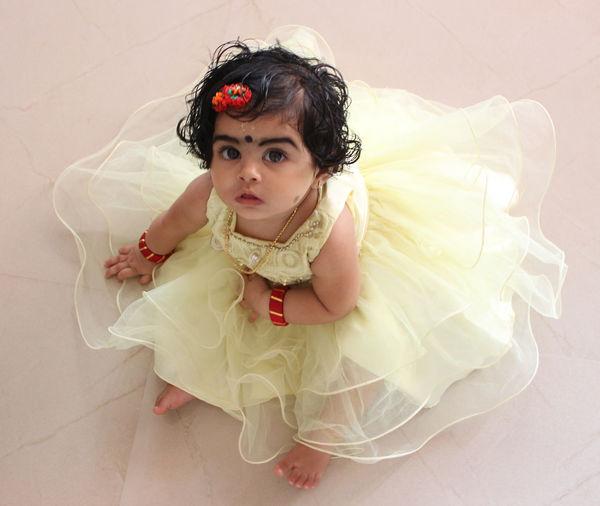 Baby Girl Check