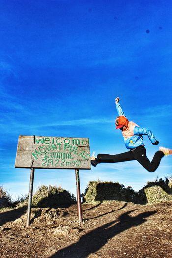 Success!!!! Outdoors SeaOfClouds GodsCreations AJventure Benguet Mtpulagsummit
