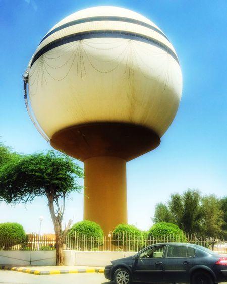 Giant lollipop KINGDOM IPhoneography Taking Photos Architecture Structure Buraydah Qassim Saudi Arabia Enjoying Life Work And Travel Design Lollipop
