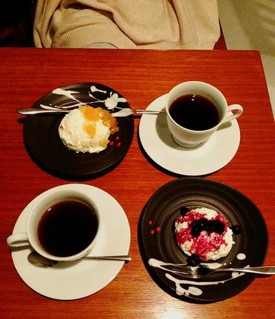 A Taste Of Life Coffee Relaxing Enjoying With My Friends