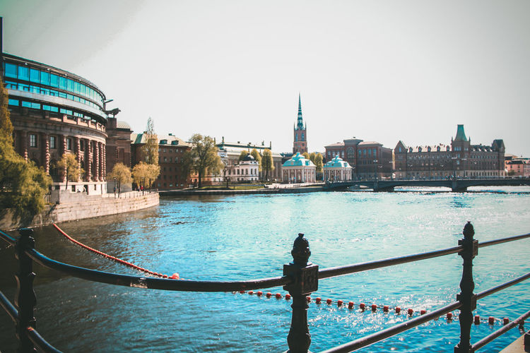 sweden stockholm view City Politics And Government Water Cityscape History Sky Architecture Building Exterior Built Structure Grand Canal - Venice Gondolier Bridge - Man Made Structure Palace Gondola - Traditional Boat River Bascule Bridge Urban Skyline Cable-stayed Bridge Office Building