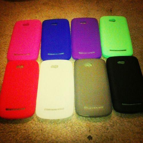 My New Phone Cases