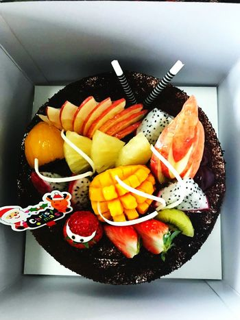 Cake Sweet Food Starfruit Food Fruit Healthy Eating Food And Drink Variation SLICE Freshness No People Indoors  City No Love </3