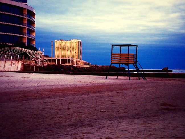 «Закат #15». Architecture Sky Built Structure Beach Sand Outdoors Building Exterior
