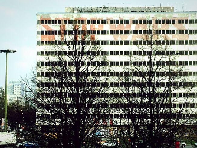 Stopwars Berlin Berlin Mitte Nopeople Building Build Structure Zentralperspektive