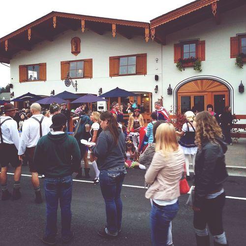Oktoberfest at Leavenworth