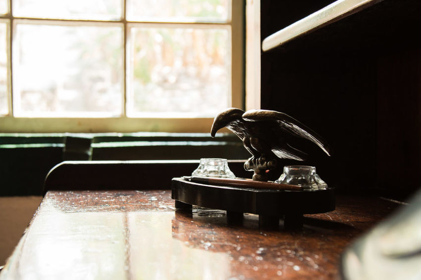 Home Chica da Silva- History Brasil Archival Day Domestic Room Indoors  Inkwell No People Old-fashioned