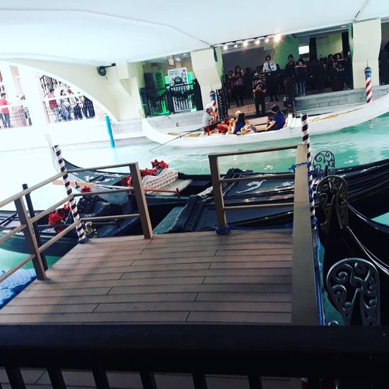 The Gondola replica at Venezia Piazza, Mckinley Hill EyeEmNewHere Manila Philippines Beauty Architecture