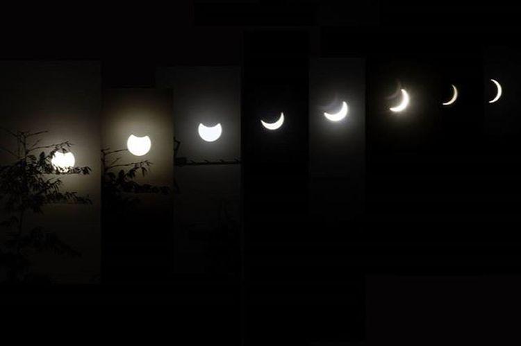 Solareclipse (Gerhanamatahari ) in INDONESIA . Umbra Penumbra Adventuregram Travelphotography Nationalgeographic Lonelyplanet Ig_indonesia Indonesiantraveler Photooftheday Solareclipse2016 Astronomy Kompasnusantara Natgeoindonesia Ngigmt2016