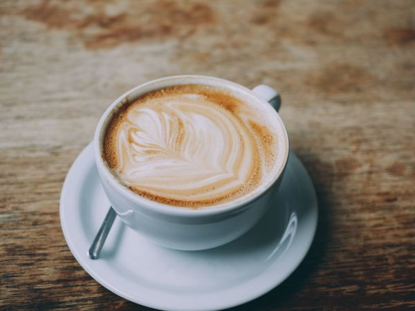 coffee is life Cappuccino Close-up Coffee - Drink Coffee Cup Day Drink Food And Drink Freshness Froth Art Frothy Drink Indoors  Latte No People Refreshment Saucer Table EyeEmNewHere