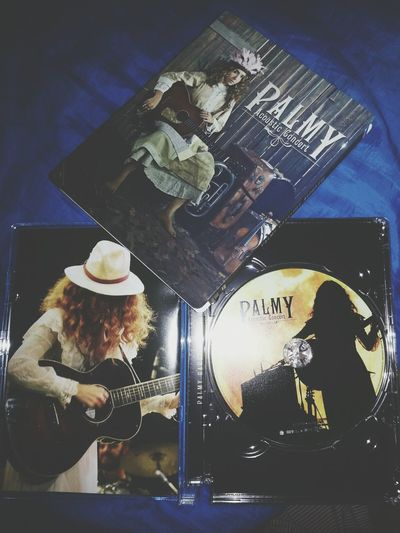 Enjoy Music With Palmy Palmy:ปาล์มมี่ Palmy Acoustic Concert My Idol ♥♥♥