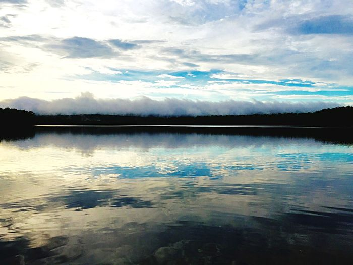 Storm Storm Cloud Reflection Water Lake Beauty In Nature Amazing View Clouds And Sky Clouds