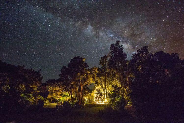Night Sky Star