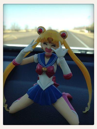 My Sailor Moon ????????????? Hi! Sailormoon Sailor Enjoying Life