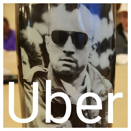 Robert DE Niro son! @archive77 Taxidriver Uber Robertdeniro