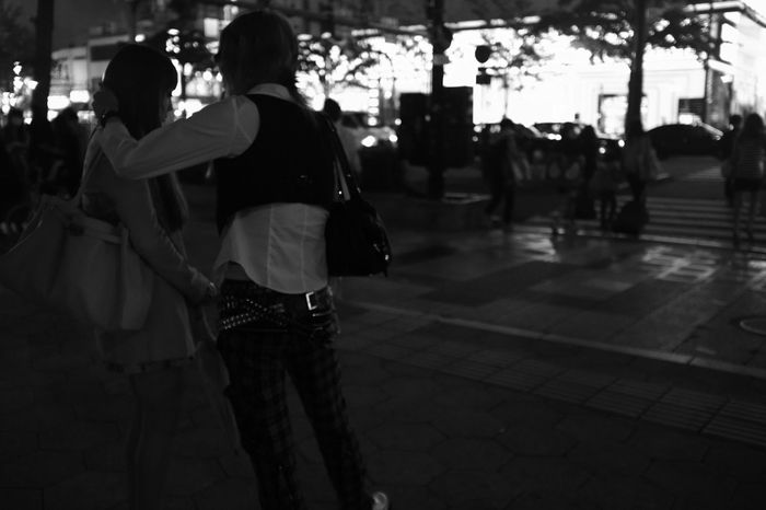 Streetphotography Monochrome Good Bye