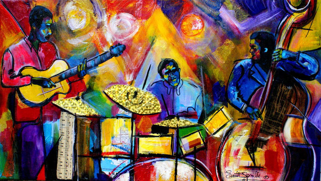 Art Art And Craft ArtWork Creativity Large Group Of Objects Music Music Culture Painting