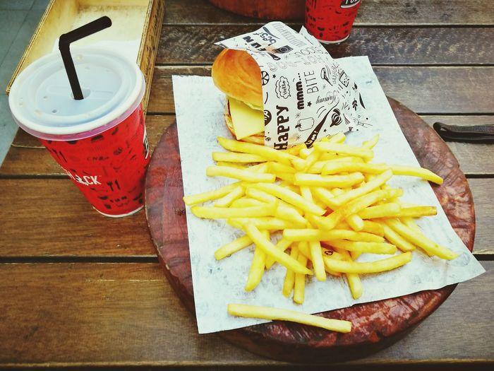 Fuelshack LowYatt Burgers & Fries Hanging Out Eating Kuala Lumpur Malaysia