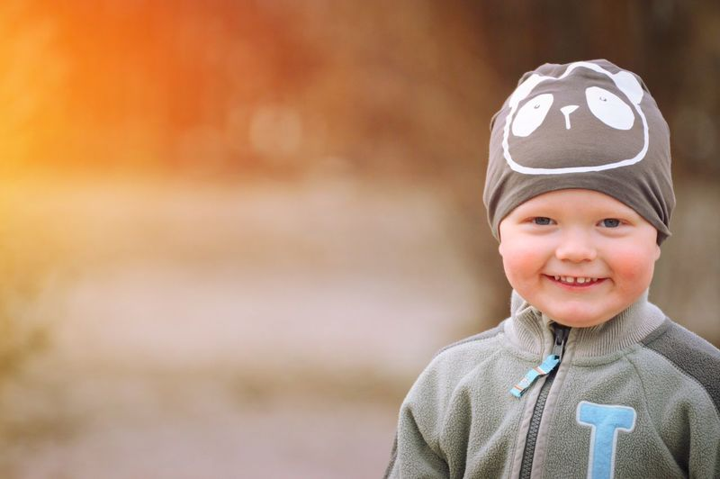 Childhood Child Offspring Smiling Portrait Looking At Camera Boys Happiness One Person Headshot Males  Emotion Headwear Cheerful Innocence Clothing Copy Space My Best Photo Springtime Decadence The Portraitist - 2019 EyeEm Awards