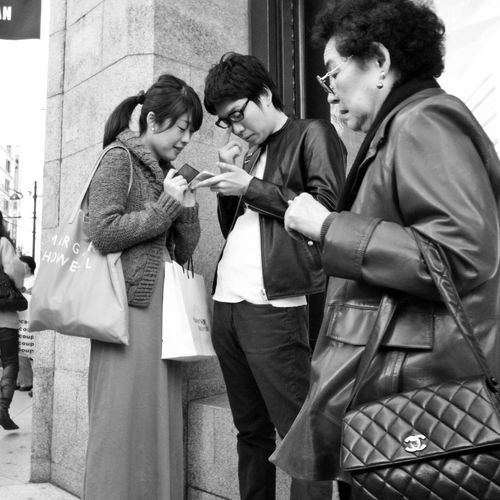 Snapshots Of Life City Life Snapshot People City Street On The Road Streetphotography_bw B&w Street Photography Shinjuku 新宿 , Tokyo Japan
