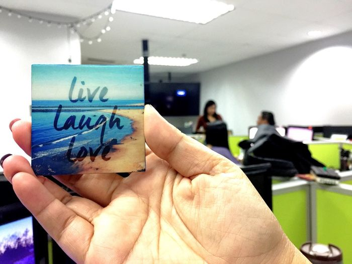 1st 📷 First Eyeem Photo Eyeemphotography Livelaughlove Wanderlust IPhoneography Office View Blurred Background