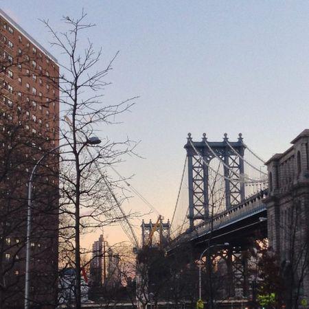 Manhattan Bridge Manhattan Bridge Puentes NYC