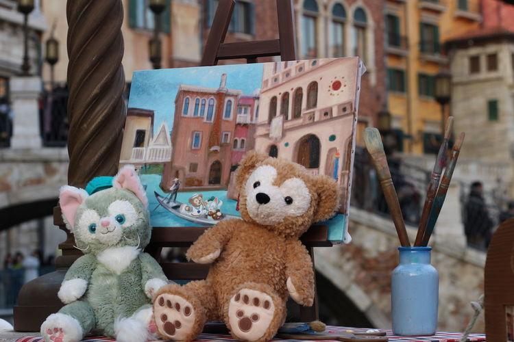 Disney Tokyodisneysea Duffy Gelatoni