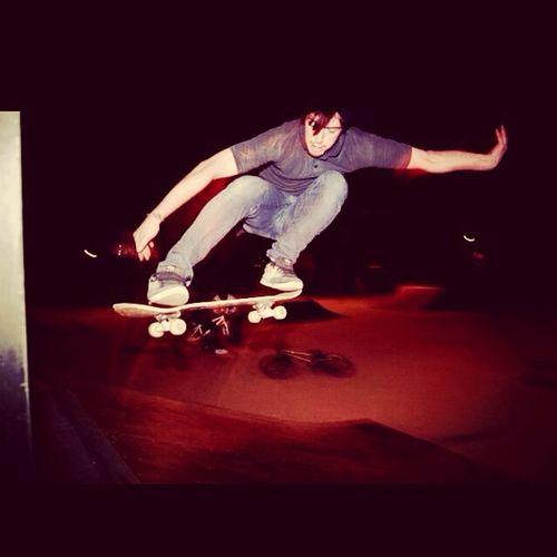 Skatingg skateboarding chilling Enjoying Life