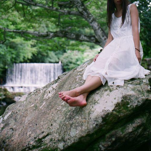 Enjoying Life Getting Inspired Light And Shadow Japan Haraism Film Portrait
